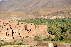 Agdz, Kasbah Tamnougalt, Morocco, Tour of Morocco