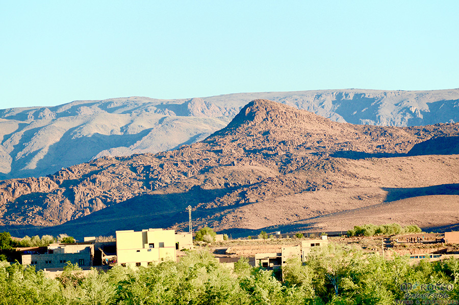 Saghro Mountain, Rose Valley, Morocco