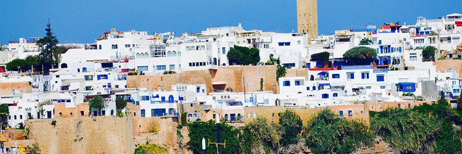 Oudaya Kasbah, Rabat, Morocco