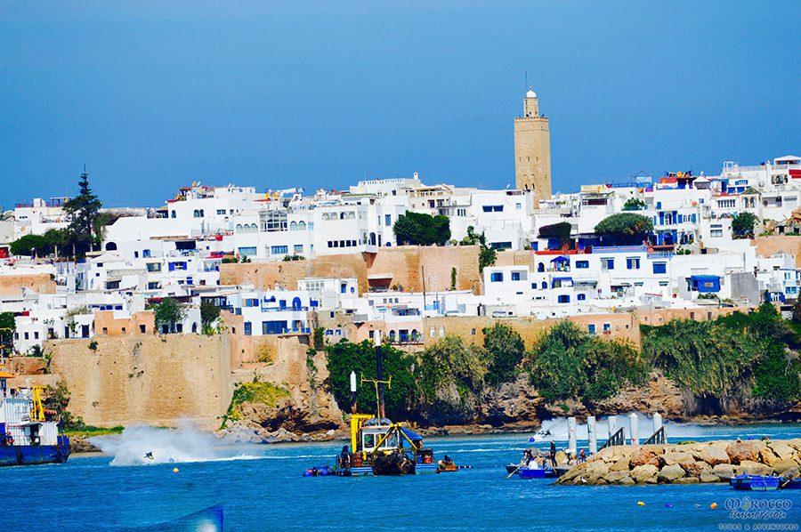Oudaya Kasbah, Rabat, Morocco, Imperial cities of Morocco