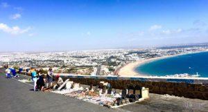 Agadir, Kasbah Oufella, Morocco, tour of Morocco