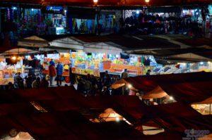 Marrakech, Morocco Tour, Jemaa El F'na