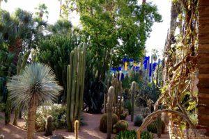 marrakech majorelle tour, majorelle garden, morocco group tour
