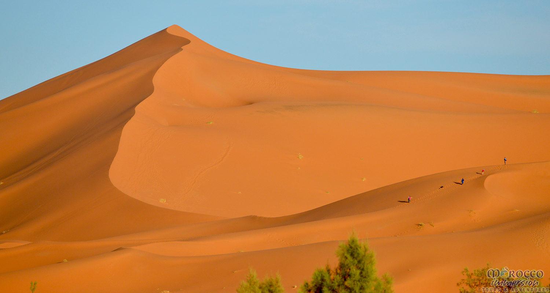 Big Dunes Desert