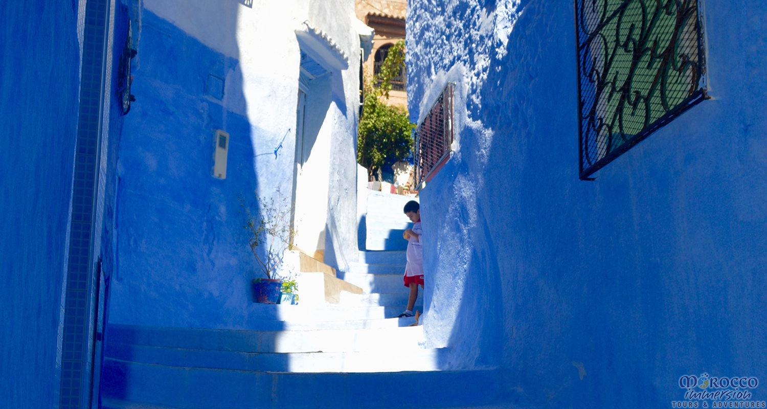 Chefchaouen Complete
