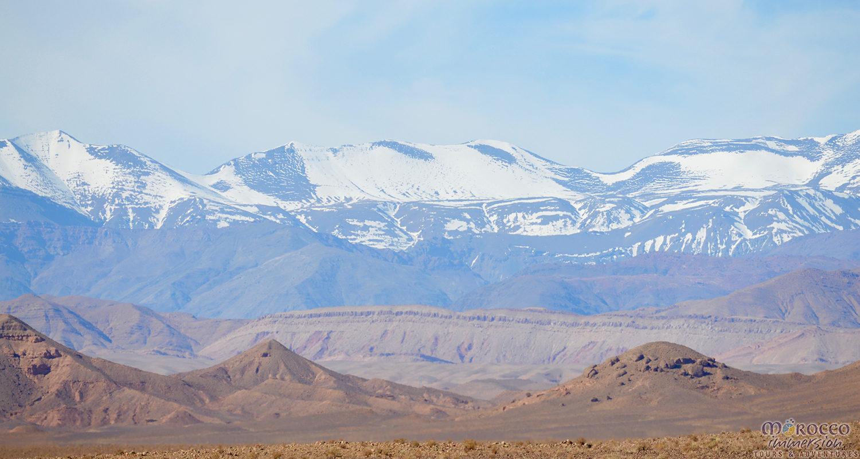 High Atlas Mountains Magical