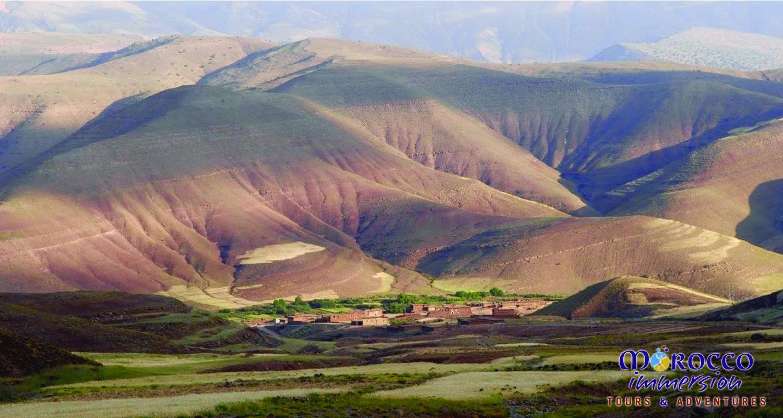 Imilchil Village